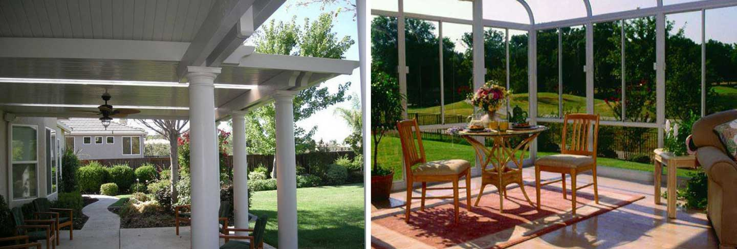 What Are The Top Benefits Of Installing A Patio Cover Over The Patio?